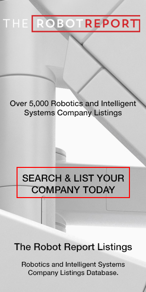 The Robot Report Listing Database